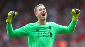 Wijnaldum: Adrian needs time to settle at Liverpool. Goal