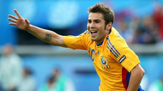 Adrian Mutu has become the Romania U21 manager. GOAL