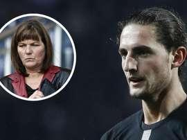 la ministre des sports répond à la mère d'Adrien Rabiot. Goal