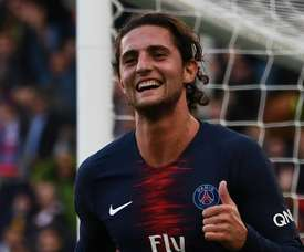Rabiot will bolster an already stacked Juventus midfield. GOAL