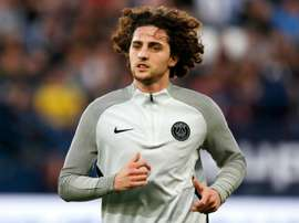 Adrien Rabiot is in Turin to sign for Juventus. GOAL