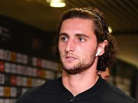 Wantaway midfielder Rabiot has not travelled with his PSG team mates. GOAL