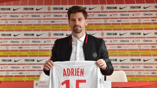 Adrien Silva rejoint Monaco. Goal