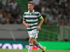 Un accord avec Leicester pour Adrien Silva. GOAL