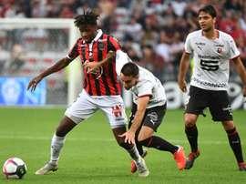 Tameze (Nice) prêté à l'Atalanta. Goal
