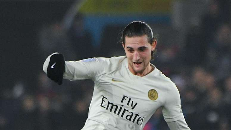 Rabiot has been hailed by current team mate, in spite of wanting to leave the team. GOAL