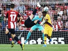 Aritz Aduriz revelled in his unforgettable 89th-minute winner