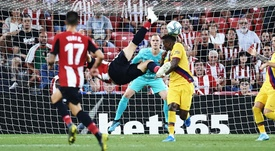 Aritz Aduriz revelled in his unforgettable 89th-minute winner
