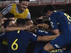 Boca Juniors vence Libertad no Paraguai e avança para enfrentar o Cruzeiro da Libertadores. Goal