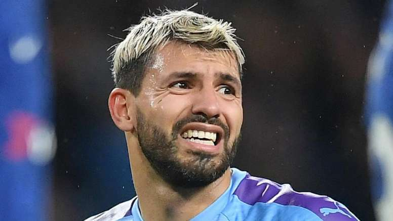 How will City cope without Aguero? GOAL