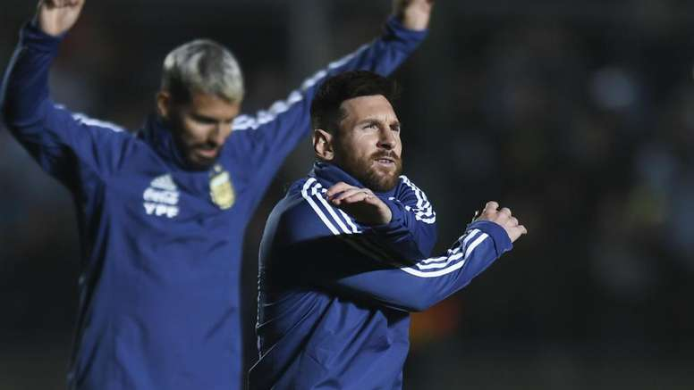 Messi will be looking to fianlly lift a trophy with his national team. GOAL