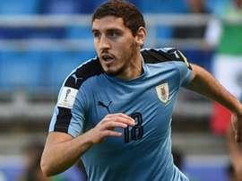 Rogel va al Tolosa. Goal