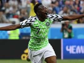 Com show de Musa, Nigéria vence e Argentina está viva. Goal