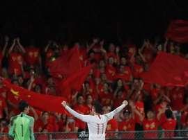 Elkeson estreia na seleção chinesa com dois gols. Goal