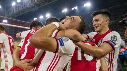 Le résumé de la soirée en Ligue des Champions. AFP