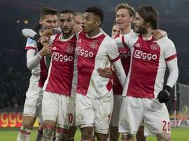 Ajax breathed new life into their Eredivisie title ambitions on Sunday. GOAL