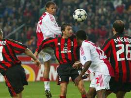 Ibrahimovic, Van der Vaart & Sneijder – Ajax's last Champions League quarter-final.