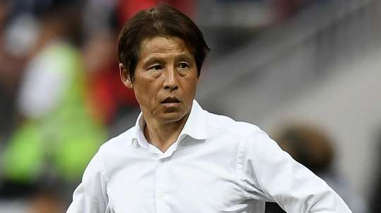 Nishino made six changes to his starting lineup in a risky gamble. GOAL