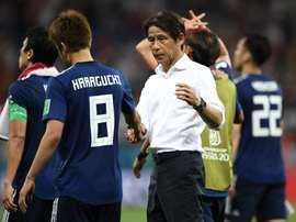 Nishino lamenta: 'Ainda tem uma parede muito alta para nós'.Goal