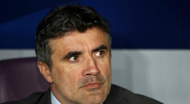 Boss Mamic hopes that Al Ain can pull off improbable win. GOAL