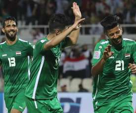 Iraq are looking ahead to a 'tough' clash with Qatar. GOAL