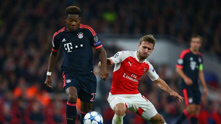 Alaba opted to join Bayern Munich. Goal