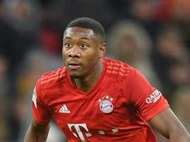 Bayern coach says David Alaba will not be sold. GOAL
