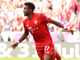 Le Real Madrid surveille la situation de David Alaba. GOAL