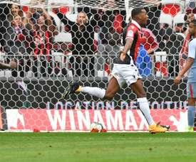 Monaco a sombré à l'Allianz Riviera. Goal