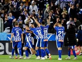 Sedici anni dopo l'Alaves sogna: è primo nella Liga