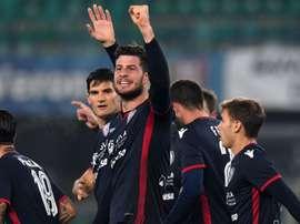 Cagliari agli ottavi. Goal