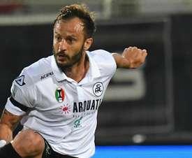 Alberto Gilardino Spezia Serie B