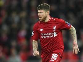 Moreno has lost his place in the team. GOAL