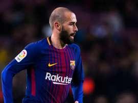 aleix Vidal a signé au Barça. Goal