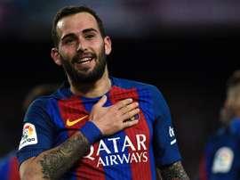 Aleix Vidal pourrait rejoindre le Lokomotiv. Goal