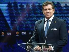 Conmebol não fala em data para volta da Libertadores. AFP