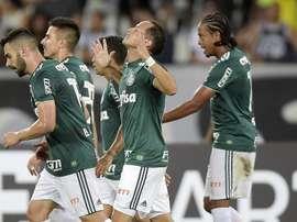 O Palmeiras bateu o Atlético-PR por 3-1. Goal