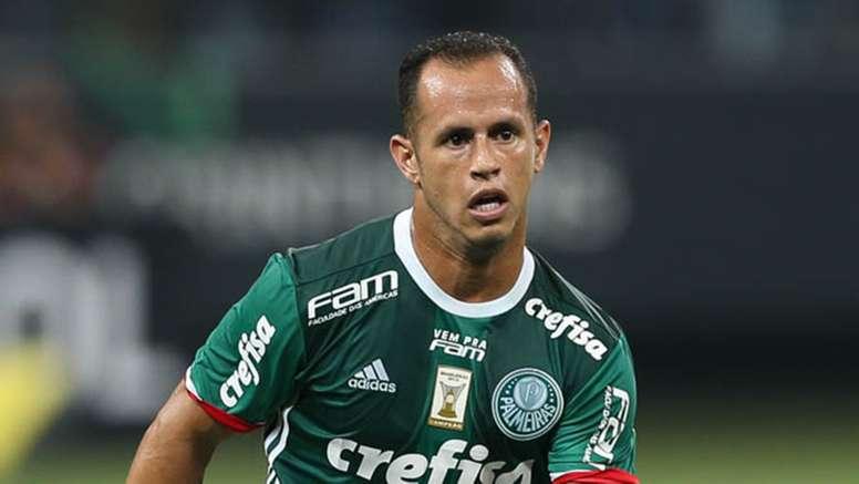 Qual será o futuro de Guerra, encostado no Palmeiras? EFE