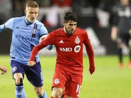 Toronto 4 New York City 0: Two-goal Pozuelo enjoys stunning debut. Goal