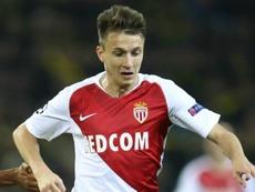 N'Doram ne pourra pas participer samedi prochain au match de son équipe contre l'AS Monaco. GOAL