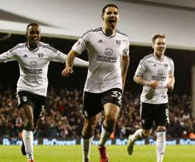 Mitrovic continued his fine run of form. GOAL