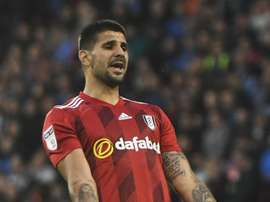 Mitrovic fires Fulham past Swansea. Goal