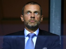 Ceferin promises tougher UEFA penalties to combat racism. GOAL