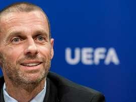 Ceferin rieletto presidente della UEFA. Goal
