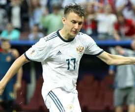 Golovin will miss the start of the season. GOAL