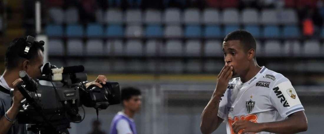 Atlético-MG vence na Venezuela e garante presença na Sul-Americana