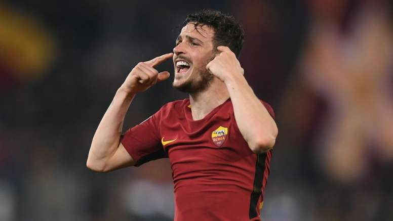 Florenzi's Roma future is still up in the air. GOAL