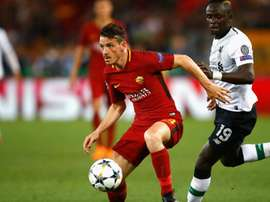 florenzi has committed his long-term future to Roma. GOAL