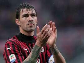 Romagnoli crea la sua squadra eSports. AFP