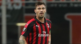 Romagnoli is the new captain. GOAL